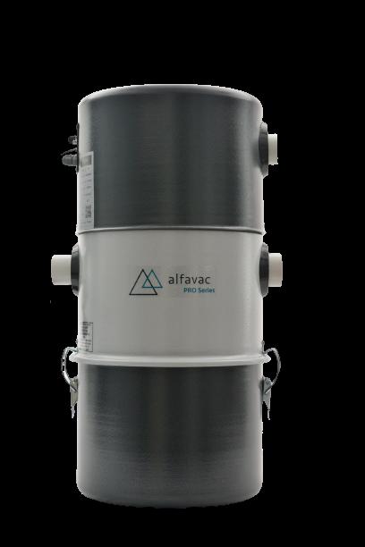 Alfavac PRO4000 Merkezi Süpürge Sistemi Ana Ünite