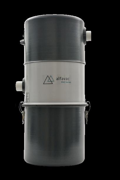 Alfavac PRO6000 Merkezi Süpürge Sistemi Ana Ünite